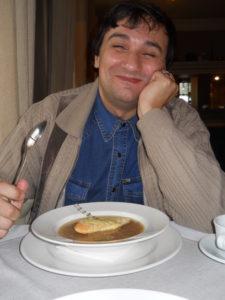 Лионский луковый суп